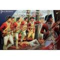 Infanterie Britannique Guerre d'Indépendance Américaine 0