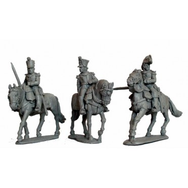 Mounted Infantry Colonels.