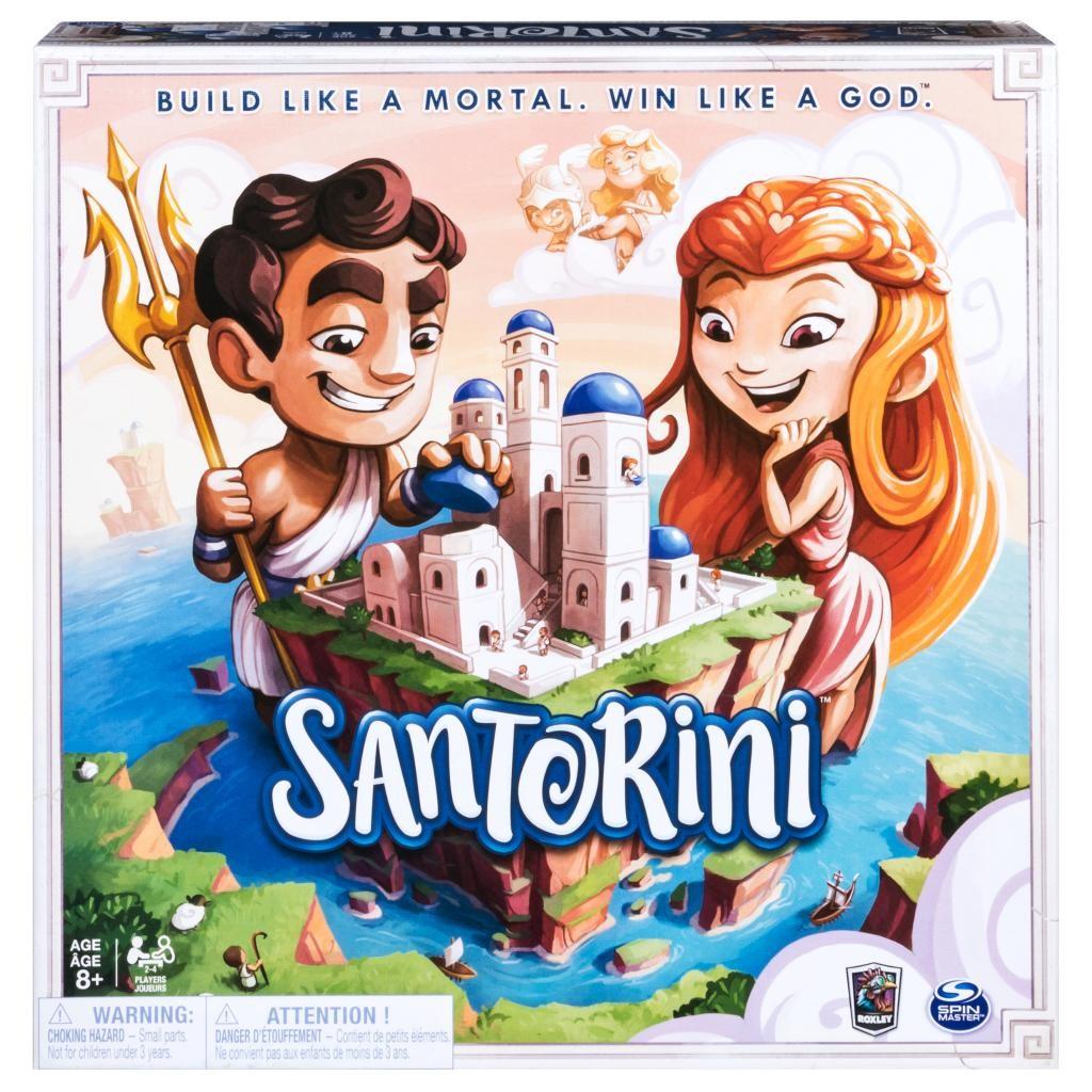 santorini jeux de société