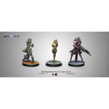 Infinity - Dire Foes Mission Pack 7: Candy Cloud