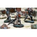 Infinity - Kurgats, Reg. of Assault Engineers (Boarding Shotgun) 1