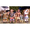 Early Saxon Characters 0