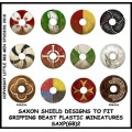 Saxon Shield Designs 2 (Gripping Beast) 0