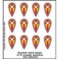 Byzantine Shield Designs (Crusader) 0
