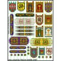 15mm Sassanid Persian Banners 0