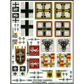 15mm Teutonic Banners 0