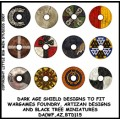 Dark Age Shield Designs (Artizan) 0