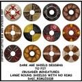 Dark Age Shield Designs 8 (Crusader) 0