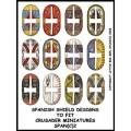 Spanish Shield Designs 2 (Crusader) 0