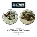 Bolt Action - M10 Tank Destroyer Platoon 1