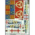 English Hundred Years War Banners 0