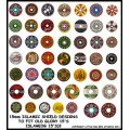 Islamic Shield Designs 3 (Old Glory/Mirliton) 0