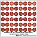 Macedonian Phalangiste Shield Transfers (Xyston) 0