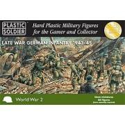 15mm WW2 Late War German Infantry 1943-45