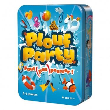 Plouf party : Faut (pas) pousser !