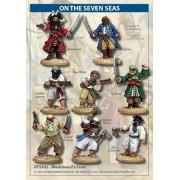 Blackbeard's Crew