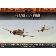 Flames of War: Kittyhawk Fighter-Bomber Flight