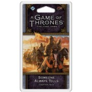A Game of Thrones : The Card Game - Someone Always Tells