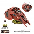 Antares - Algoryn AI Bastion heavy combat skimmer 5