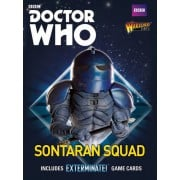 Doctor Who - Sontaran Squad