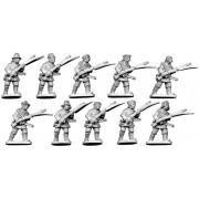 Tibetan Matchlockmen