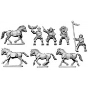 Mongol Characters