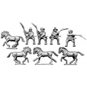 Tibetan Cavalry 1