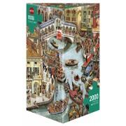 Puzzle - O Sole Mio! - 2000 Pièces
