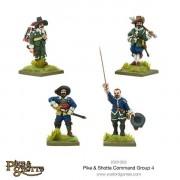 Pike & Shot Command Group 4