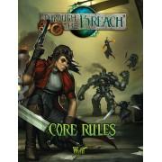 Boite de Malifaux - Through the Breach - Core Rules