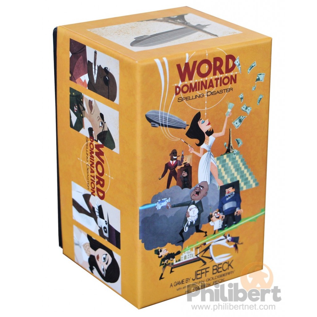 Buy Word Domination Board Game Fowers Games