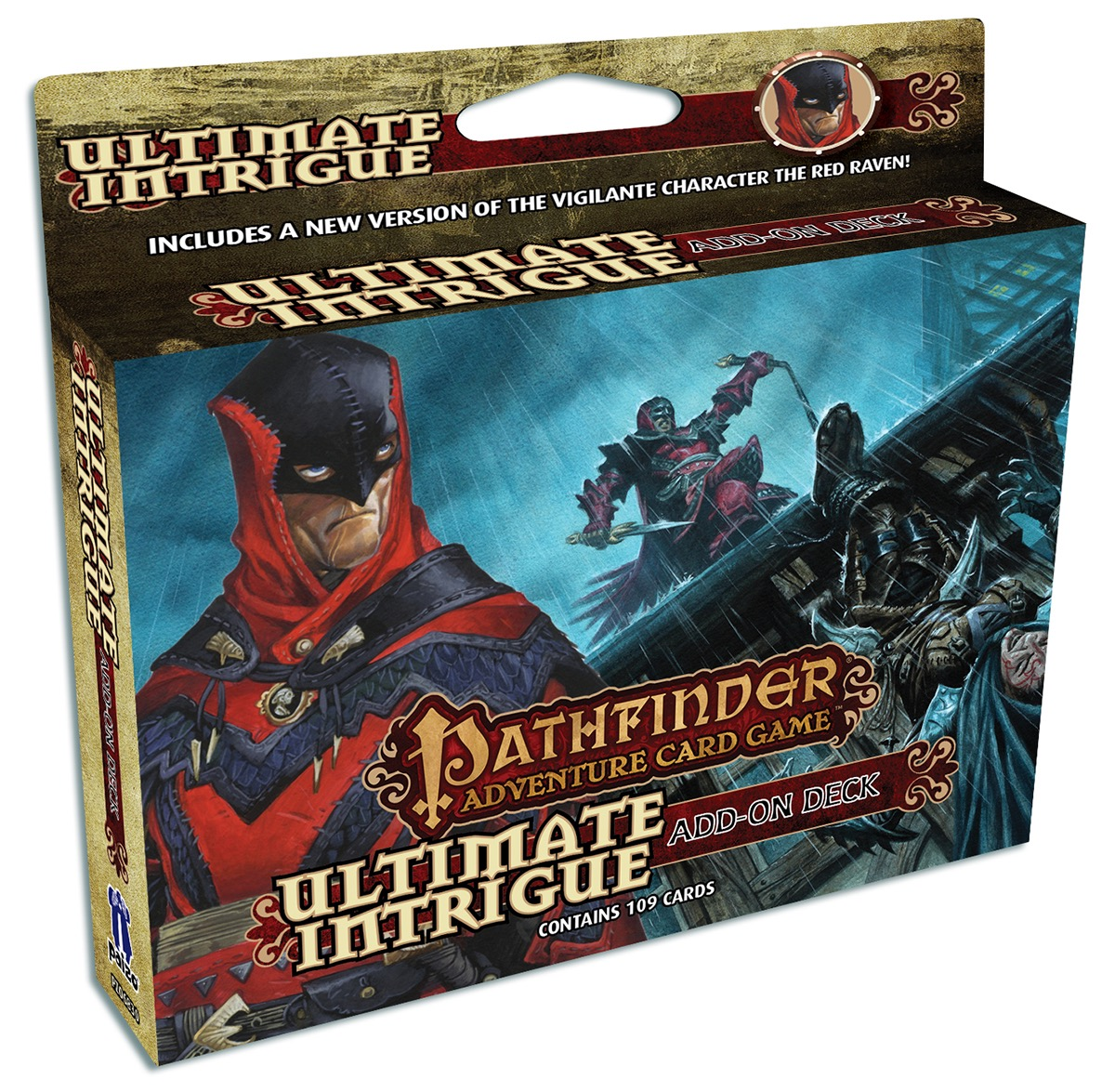 Buy Pathfinder Adventure Card Game - Ultimate Intrigue Add On Deck - Board  Game - Paizo Publishing