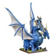 Kings of War - High Paladin on Dragon
