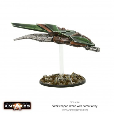 Antares - Virai Dronescourge Weapon Drone with Flamer Array