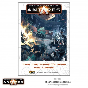 Antares - The Dronescourge Returns
