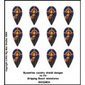 Byzantine Cavalry Shield Designs 3 (Gripping Beast) 0