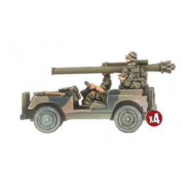 Team Yankee - Australian Anti-tank Land Rover Section Le 'Gun Buggy'... par LeGuide.com Publicité