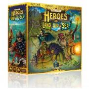 Heroes of Land : Air & Sea