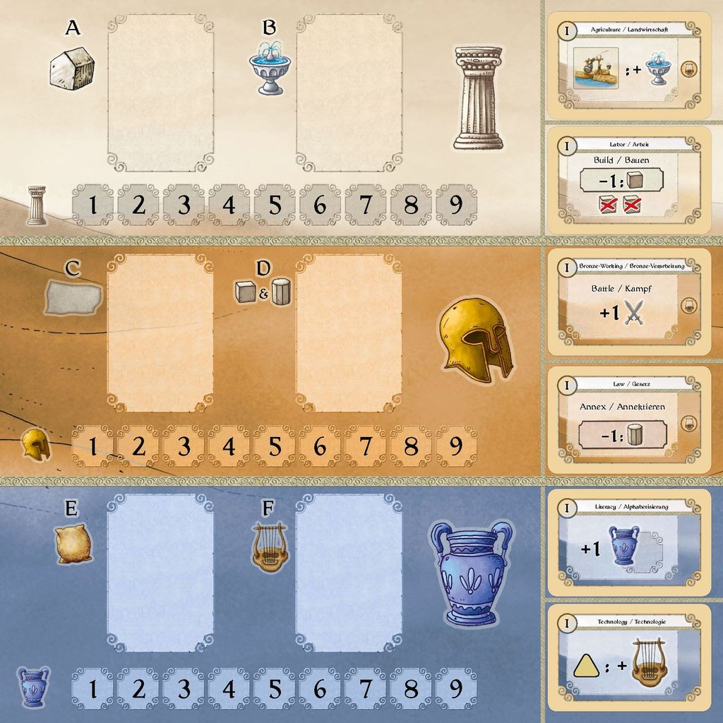 Buy The Sands of Time - Board Game - Spielworxx
