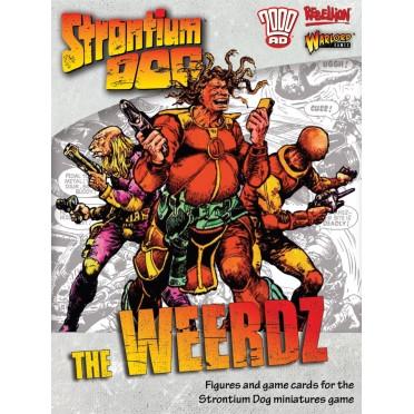 Strontium Dog: The Weerds