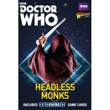 Doctor Who - The Headless Monks