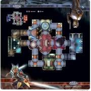 Star Wars Imperial Assault: Skirmish Map - Uscru Entertainment District