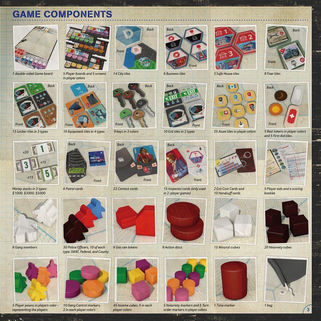 promo code 7ebd7 bf838 Acheter Escape Plan - Jeu de société - Eagle-Gryphon Games