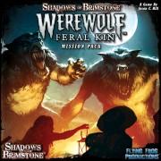Shadows of Brimstone - Werewolves - Mission Pack