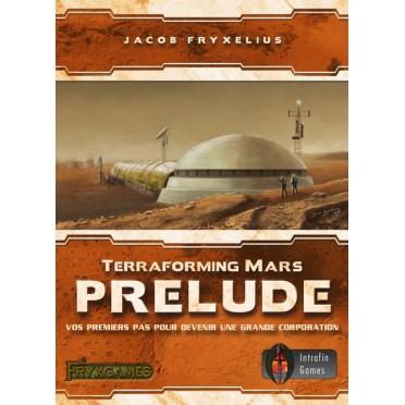 Terraforming Mars : Prélude