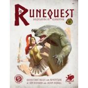 RuneQuest RPG : Roleplaying in Glorantha Quick Start