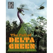 Gumshoe Rules System - The Fall of Delta Green