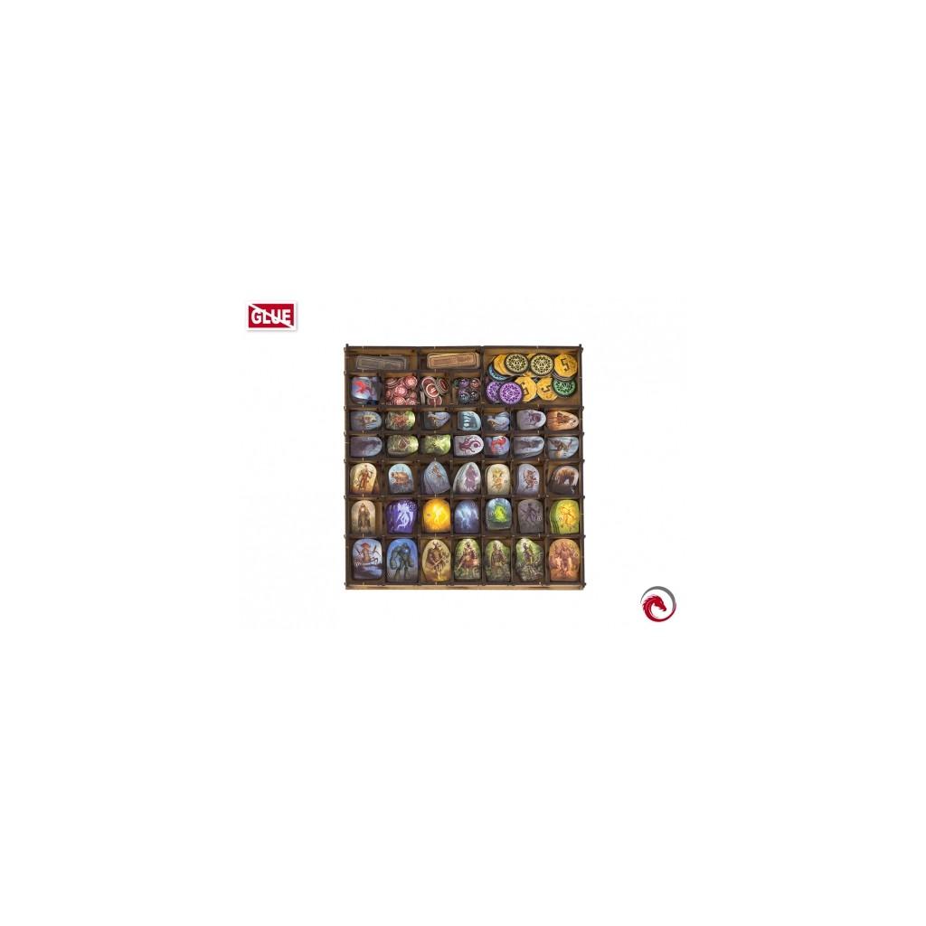 Buy Insert Gloomhaven - Board Game - E-Raptor