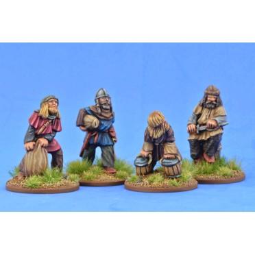 Saga - Civils et bétails - Marchands Vikings