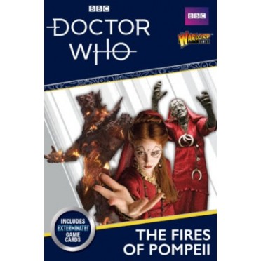 Doctor Who - The Fires of Pompeii